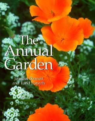 Annual Garden  N/A 9781552091968 Front Cover