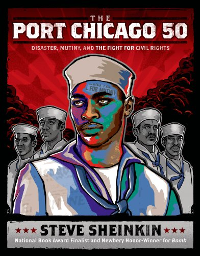 Port Chicago 50 Disaster, Mutiny, and the Fight for Civil Rights  2014 edition cover