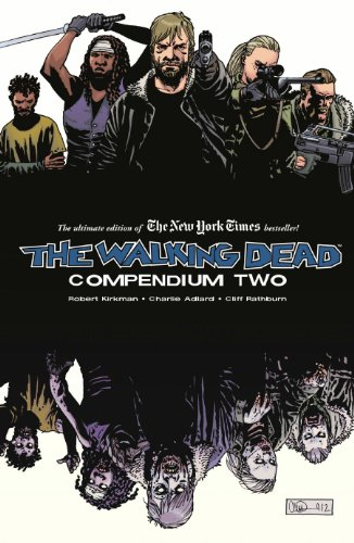 Walking Dead Compendium   2012 9781607065968 Front Cover