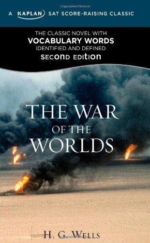 War of the Worlds A Kaplan SAT Score-Raising Classic 2nd edition cover