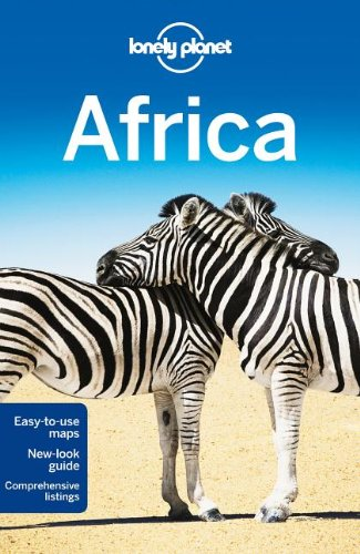 Africa 13 (Ingl�s)  13th 2013 (Revised) 9781741798968 Front Cover