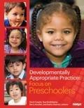 DEVELOPMENTALLY APPR...PRESCHOOLERS     N/A edition cover