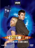 Doctor Who: The Complete Second Series System.Collections.Generic.List`1[System.String] artwork