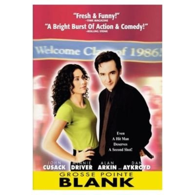 Grosse Pointe Blank System.Collections.Generic.List`1[System.String] artwork