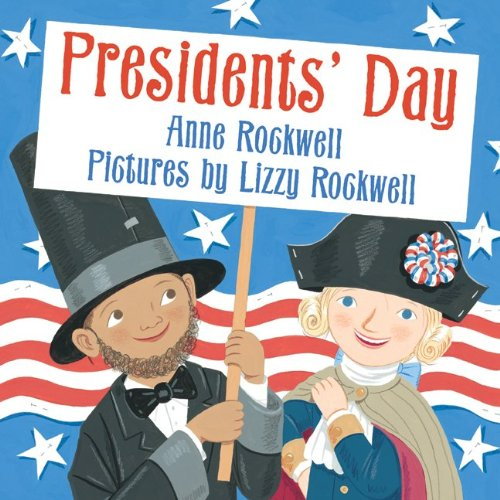 Presidents' Day  N/A 9780060501969 Front Cover