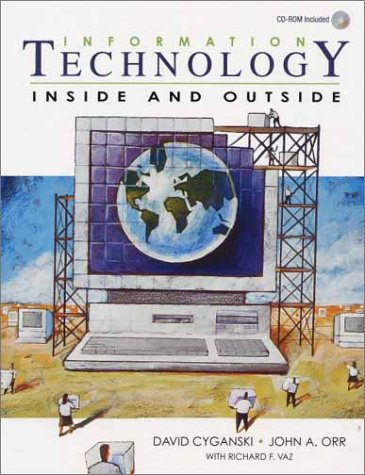 Information Technology Inside and Outside  2001 edition cover