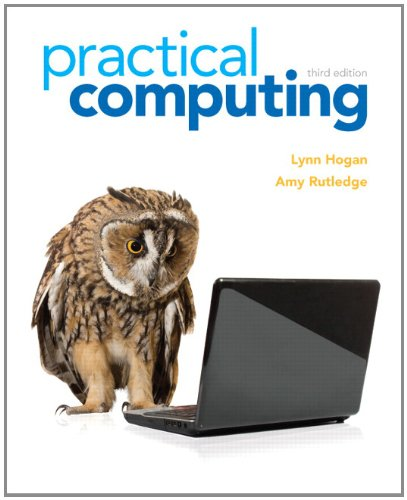 Practical Computing  3rd 2013 (Revised) edition cover