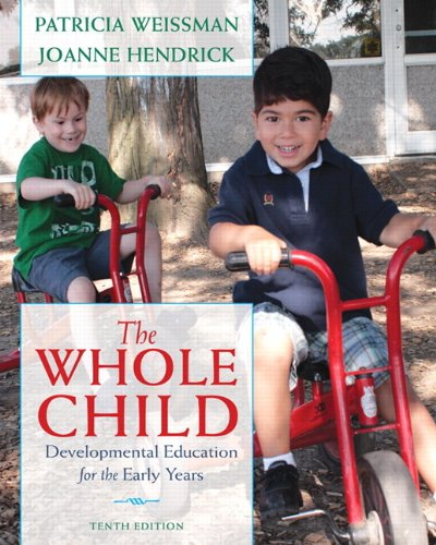 WHOLE CHILD-W/MYEDUCATIONLAB   N/A 9780133449969 Front Cover