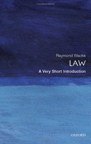 Law   2008 edition cover