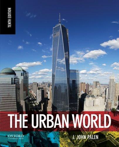 Urban World  10th 2015 edition cover