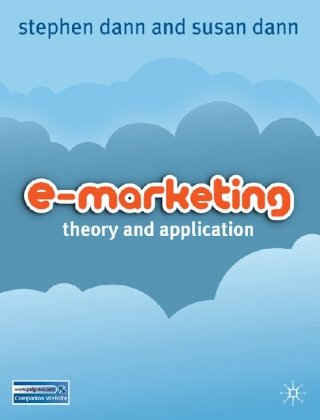 E-Marketing Theory and Application  2011 9780230203969 Front Cover