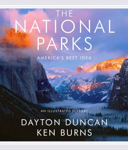 National Parks America's Best Idea  2009 edition cover
