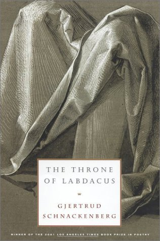 Throne of Labdacus : A Poem N/A 9780374527969 Front Cover