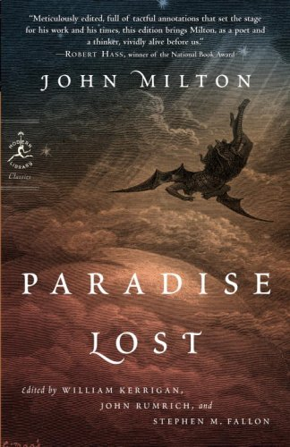 Paradise Lost   2008 edition cover