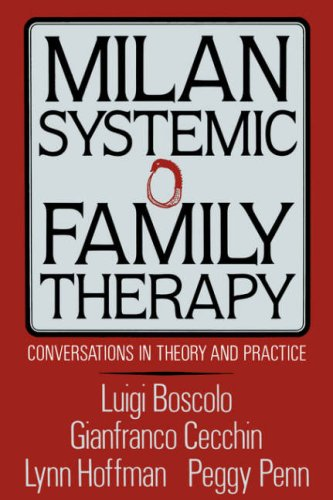 Milan Systemic Family Therapy Conversations in Theory and Practice N/A edition cover