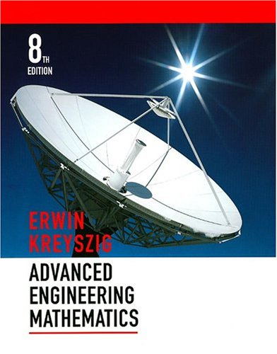 Advanced Engineering Mathematics  8th 1999 (Revised) edition cover
