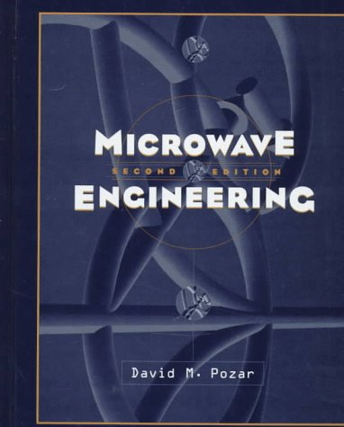 Microwave Engineering  2nd 1998 edition cover