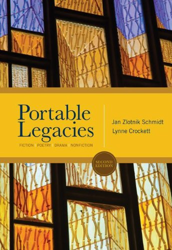 Portable Legacies  2nd 2013 edition cover