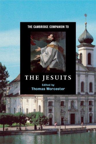 Cambridge Companion to the Jesuits   2008 edition cover