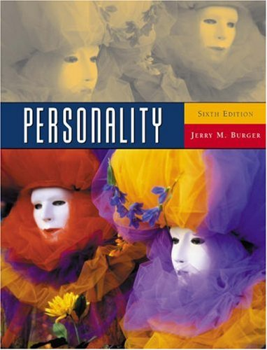 Personality (with InfoTrac)  6th 2004 (Revised) edition cover