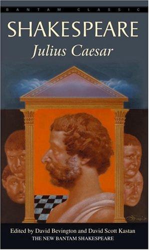 Julius Caesar  N/A 9780553212969 Front Cover