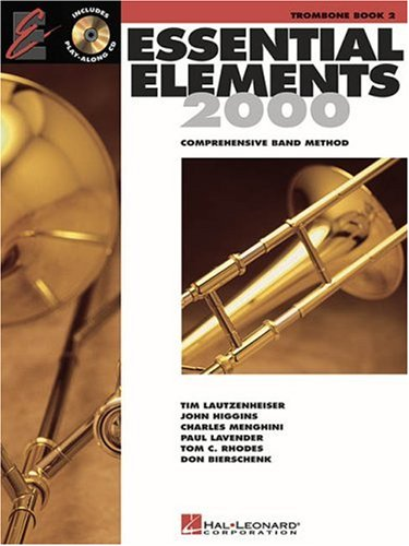 Essential Elements 2000 Trombone N/A edition cover