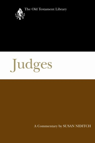 Judges A Commentary  2008 9780664220969 Front Cover