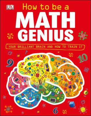 How to Be a Math Genius   2012 edition cover