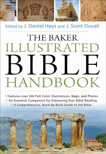 Baker Illustrated Bible Handbook   2011 edition cover