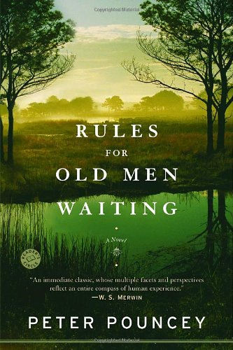Rules for Old Men Waiting  N/A edition cover