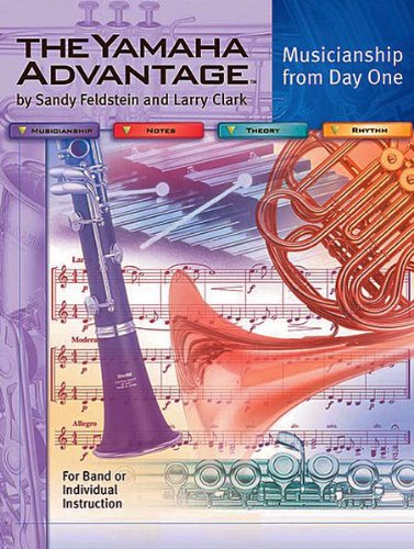 YAMAHA ADVANTAGE:CLARINET,BOOK N/A edition cover