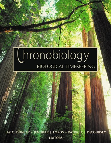 Chronobiology Biological Timekeeping  2004 edition cover