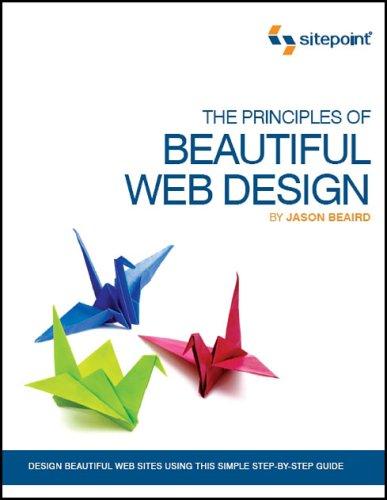 Principles of Beautiful Web Design   2007 edition cover