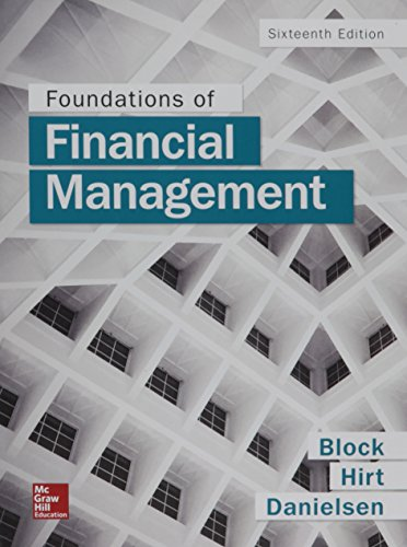 Foundations of financial management with connect edition16th isbn foundations of financial management with connect fandeluxe Image collections