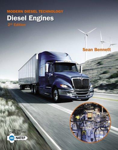 Modern Diesel Technology: Diesel Engines  2014 edition cover