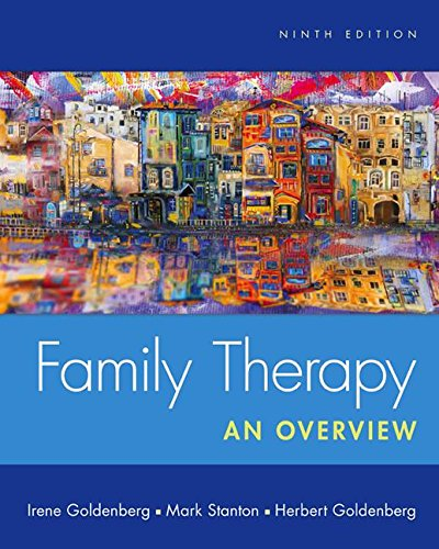 Family Therapy: An Overview  2016 9781305092969 Front Cover