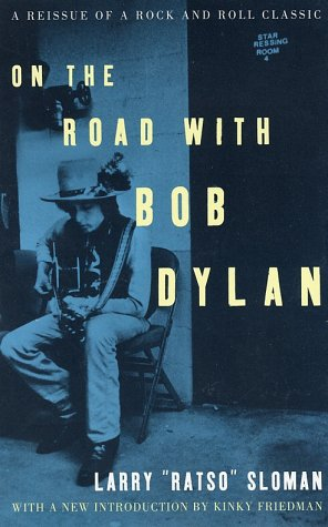 On the Road with Bob Dylan   2002 9781400045969 Front Cover