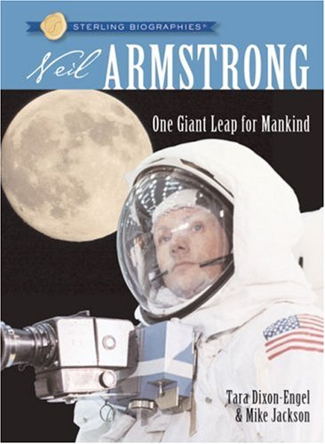Neil Armstrong One Giant Leap for Mankind  2008 edition cover
