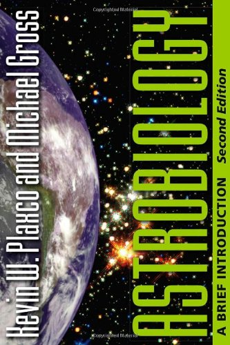 Astrobiology A Brief Introduction 2nd 2011 edition cover