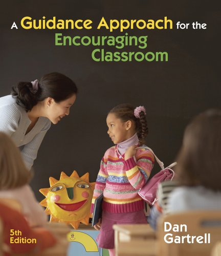 Guidance Approach for the Encouraging Classroom  5th 2011 edition cover