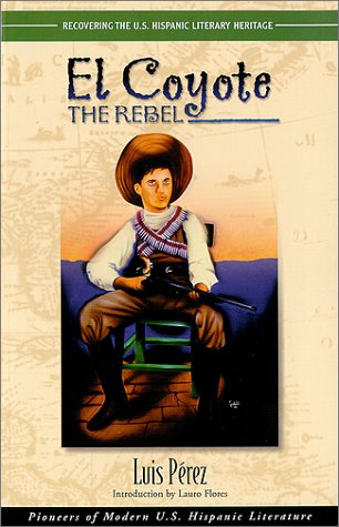 Coyote, the Rebel A Nonfiction Novel  2000 edition cover