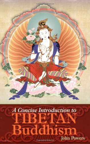 Concise Introduction to Tibetan Buddhism   2008 edition cover