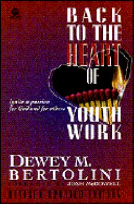 Back to the Heart of Youth Work  1994 edition cover