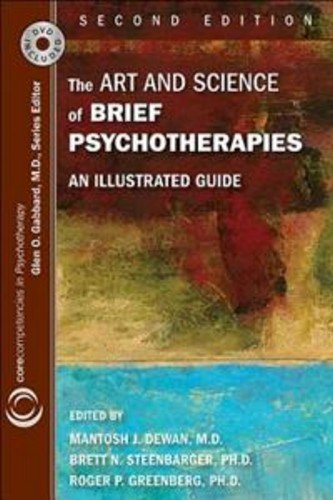 Art and Science of Brief Psychotherapies An Illustrated Guide 2nd 2012 (Revised) edition cover