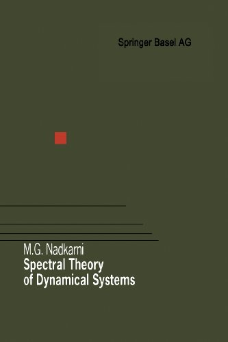 Spectral Theory of Dynamical Systems   1998 edition cover