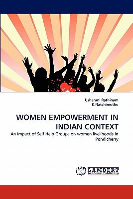 Women Empowerment in Indian Context N/A 9783838398969 Front Cover
