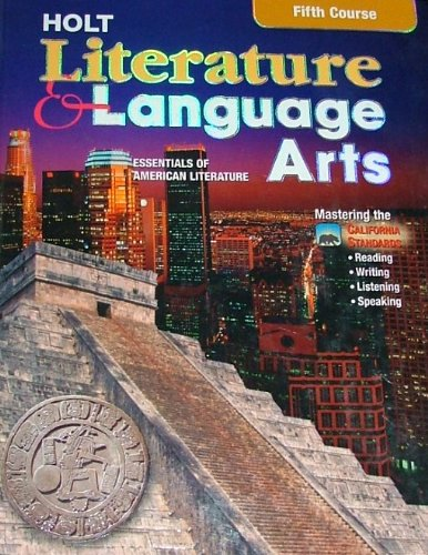 Holt Literature and Language Arts : Grade 11 3rd 9780030564970 Front Cover