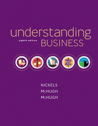 Understanding Business  8th 2008 (Revised) edition cover