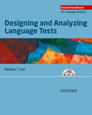DESIGNING AND ANALYZING LANGUAGE TESTS   2011 edition cover