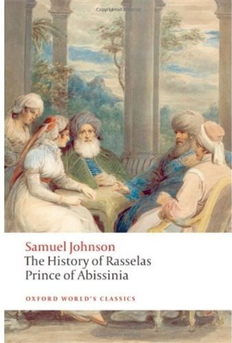 OXFORD WORLD'S CLASSICS: THE HISTORY OF RASSELAS, PRINCE OF ABISSINIA  2nd 2009 edition cover